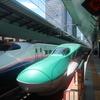 【グランクラス乗車記】はやぶさ19号(東京10:44→新函館北斗15:01)特急列車日本縦断9