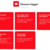 IFTTTでSlackにYouTube動画を共有させる