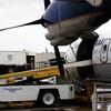 2006年:コンチネンタル航空プロペラ機