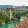 ヨーロッパ旅行記:スイス ルツェルン・ベルンをドライブして観光