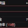 50000円チャレンジ10.11日目(5/29.30)
