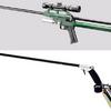 麻酔銃の種類と仕組み
