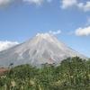 ムラピ山とムルバブ山の素晴らしい景色
