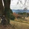 寒い中小川町まで行ったけど、通行止めで断念したので和菓子買って帰ってきたサイクリング