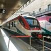 【イタリア】ローマテルミニ駅からフィウミチーノ空港までの行き方、レオナルドエクスプレスの乗り方