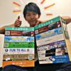 名古屋在住ユーチューバー。コラボ相手や企業案件募集!撮影編集任せてください!