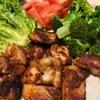 MEC食コンプリート!鳥の唐揚げと超久しぶりの生牡蠣、美味しかった!【MEC食47日目】