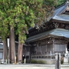 信州の鎌倉「別所温泉」では「別所五木めぐり」