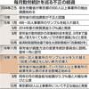 統計問題、調査法変更「慎重に」多数 厚労省15年検討会 議論立ち消え - 東京新聞(2019年2月10日)