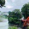 大雨後の木曽川釣行