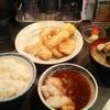 天ぷら 大吉 なんば店 ランチセットを食べた