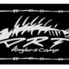 【DRT】海やキャンプでも活躍してくれる「アングラーズキャンプ ビーチタオル(ステッカー付)」通販サイト入荷!