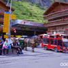 スイス:ツェルマット(Zermatt)駅へのアクセスと周辺の様子