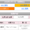 【2019年万馬券9本目】高知競馬で161.5倍的中!
