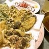 天ぷら (薄力粉に卵を入れてる)