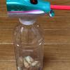 ペットボトルを使ったおしゃれで可愛い鉛筆削り(新幹線タイプ)