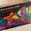 高級色鉛筆【プリズマカラー150色】を購入!色見本は作って正解