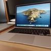 MacBook Air (2020) が届いた