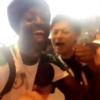 W杯日本対セネガルの試合後スタジアム外でワンピースの主題歌We Are!を熱唱!