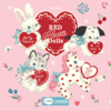 RED Hearts dollsラインきせかえリリース💚