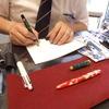 【僕のアモーレです】万年筆には「赤いインク」を入れて情熱的に書こう!