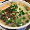 鹿児島県民が愛するラーメン小金太を食べてきた!SSサイズもあってシメにちょうど良い。