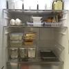 セリアの商品で、冷蔵庫の整理整頓[その7]