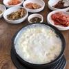赤くないスンドゥブは豆腐の風味がダイレクト♪江陵名物白いスンドゥブを仁川で食す「シンソルスンドゥブチブ」