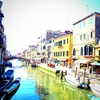 ヴェネチアの街に迷いこむ