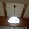 蛍光灯からLEDに2(残り4つ)工事してもらいました