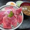酒田市 みなと市場 小松鮪専門店 鮪赤中丼をご紹介!🐟