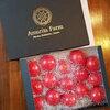 ニセコ アムリタファームから美味しい塩トマトが届きました!
