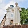 不思議な伝説が残るフランシスコザビエル像