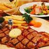ロイヤルホストで220グラムのステーキ【食事&体重記録】
