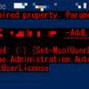PowerShell で Office 365 のユーザーを作成する(クラウド ID モデル)