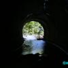 いけないとこに行く《#4》 ― 食事処「水交園」と王滝川の「自然湖」 ―