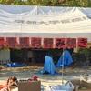 カープファンサークルでお好み焼きの屋台を出店したら大成功した。