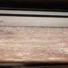 アルカリ電解水で拭き掃除をした木材を、みつろうクリームでケアしてみた②