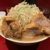 ラーメン二郎 荻窪店 『大豚 生玉子』