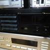 本日の修理(Nakamichi CD-4)