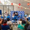 くまモン 羽田空港国際線ターミナルに出没
