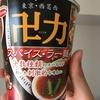 カップラーメン 卍力 スパイス・ラー麺を食べました