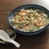 えびと島豆腐の炒め物