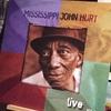 優しい人間が出す優しい音、そして声 Mississippi John Hurt「Live vol1」