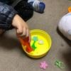 1歳7ヶ月  ぽんぽん遊び