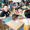 山内西小学校~武雄花まる学園開校&花まるタイムスタート!~
