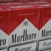 【MO】ニコチン規制強化で株価急落したアルトリア・グループ