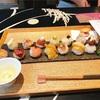 手鞠鮨と日本茶 宗田 -SOUDEN-(京都/烏丸御池)