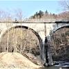 北海道~上士幌町の大自然の中で旧国鉄のアーチ橋を見た