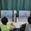 コンピュータを使って 1年生